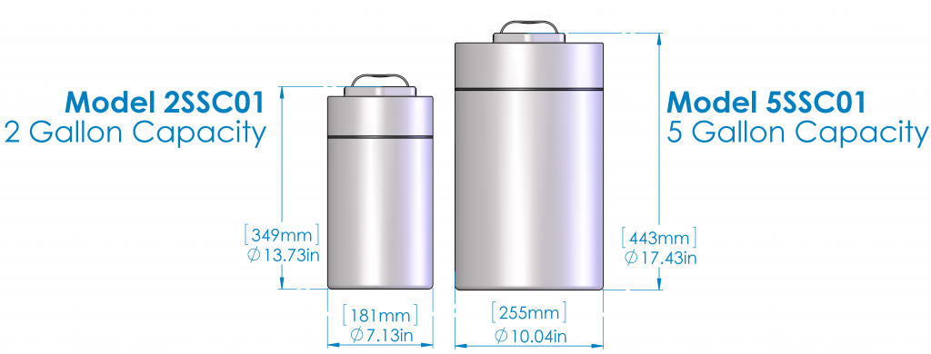 Stock Chiller Containers Compared